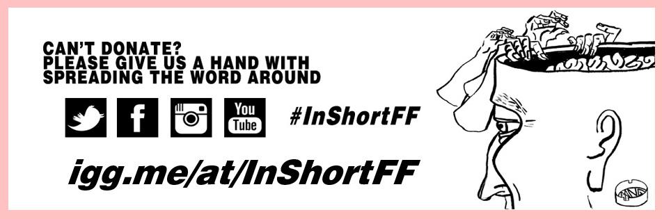 InShortFF Indiegogo word  web